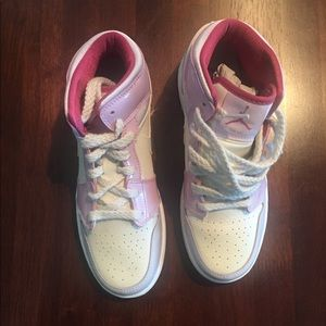 Girls 5Y Nike Air Jordan